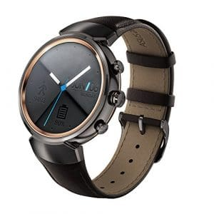 Asus ZenWatch 3 Smartwatch 1,39″ Bluetooth Marron foncé