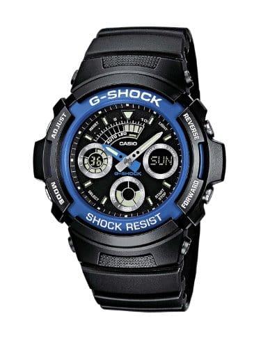 Casio – Montre Homme – AW-591-2AER – G-Shock