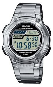 Casio W-212HD-1A Montre Homme W-212HD-1AVEF