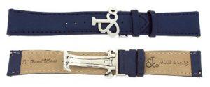 Montre Jacob & Co. – Affichage bracelet Bleu et Cadran JCBBlueS20