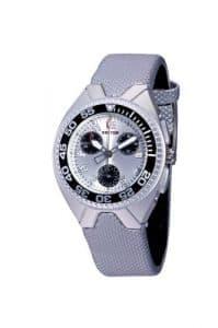 Sector – R3251985535 – Série 185 – Montre Femme – Analogique – Chronographe – Bracelet Plastique Gris