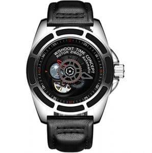 Montre Wishdoit étanche pour homme 's Sports montre Imports mécanique automatique de montres, 2