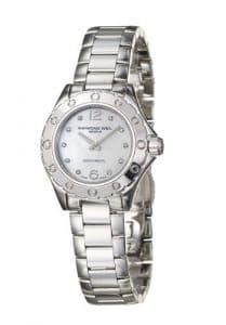 Raymond Weil – 3170-ST-05985 – Montre Femme – Quartz – Analogique – Bracelet Acier inoxydable Argent