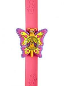 Anisnap watches Montre multicolore pour enfant Facile à lire Motif animaux en relief Idéal pour garçons et filles pour apprendre à lire l'heure Résiste aux éclaboussures Cadeau idéal