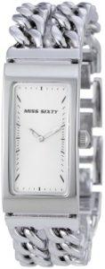 Miss Sixty – WM2J4002 – Montres Femme – Quartz Analogique – Bracelet Acier maille gourmette maillons ajustables