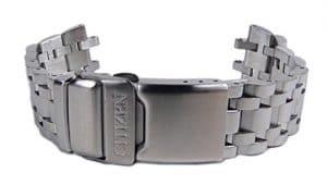 Citizen Promaster Ersatzband Uhrarmband 23mm Titan Band für AS4020 AS4050