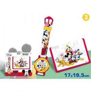 Set Montre Mickey + Portefeuille