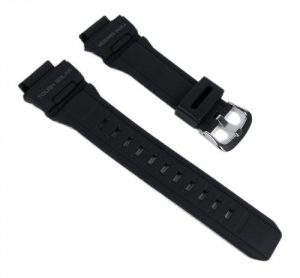 Casio Bracelet de Montre Resin Band noir G-9300-1V