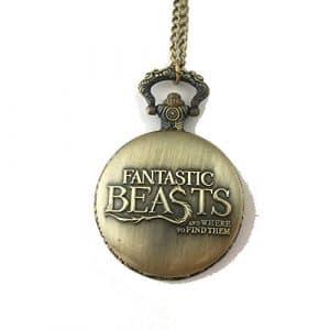 Harry Potter Montre a gousset Les Animaux fantastiques Y2