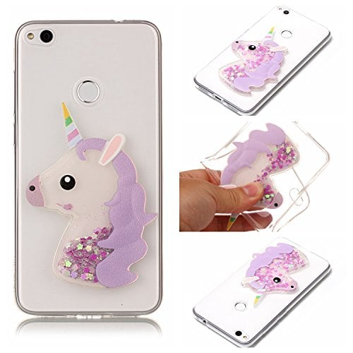 Coque huawei p8 lite 2017 paillette e unicorn housse tui for Housse huawei p8 lite 2017