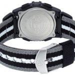Timex – T49661 SU – Timex Expédition Femme – Quartz digitale – Montre sport – Bracelet nylon beige