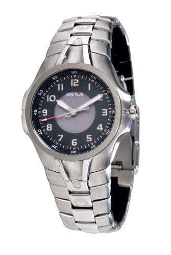 Sector – R3253212125 – Série 210 – Montre Homme – Analogique – Solar – Bracelet Acier