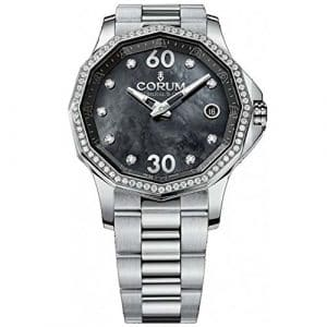Corum Admiral's Cup Legend 38 Femme Diamants 38mm Montre 082.101.47/V200 PN11