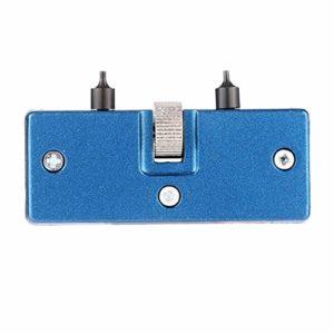 SaraHew74 Outil de réparation de Montre en Acier Ajustable Ouvre-boîtier arrière GDGJ Rond Jaw Couverture Remover Outils de réparation d'horloger et Kits