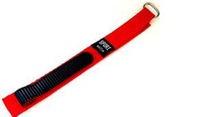 1 Bracelet Montre Scratch Sport Watch Rouge 14 mm