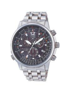 Citizen – AS4050-51E – Montre Homme – Chronographe – Bracelet Titane