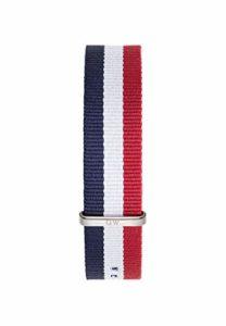 Daniel Wellington Hommes Bracelets de Montres en Nylon 0403DW