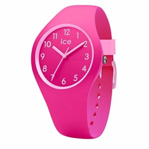 Ice-Watch – ICE ola kids Fairy tale – Montre rose pour fille avec bracelet en silicone – 014430 (Small)