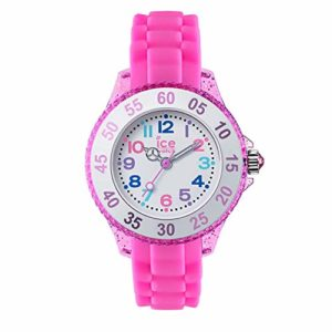 Ice-Watch – ICE princess Pink – Montre rose pour fille avec bracelet en silicone – 016414 (Extra small)