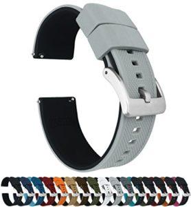 Montre – Barton Watch Bands – ESQRCLGREYBLK20