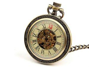 Sparks of Time Mixte Analogique Mécanique Montre avec Bracelet en Aucun 109