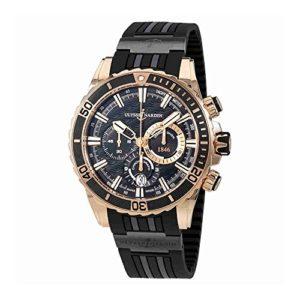 Ulysse Nardin Montre chronographe Automatique pour Homme 1502-151-3C/92