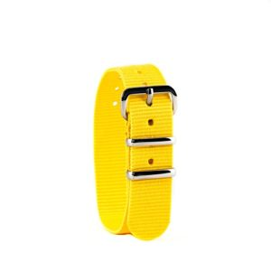 Bracelet de montre pour enfants EasyRead Time Teacher – jaune