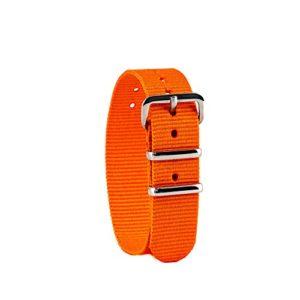 Bracelet de montre pour enfants EasyRead Time Teacher – orange