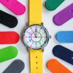 Bracelet de montre pour enfants EasyRead Time Teacher – rose