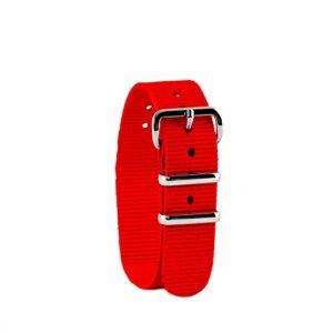 Bracelet de montre pour enfants EasyRead Time Teacher – rouge