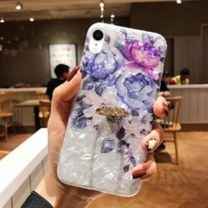 Compatible avec : iPhone X/XS bleu