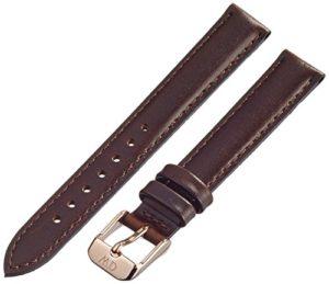 Daniel Wellington – 1003DW – Classy Bristol – Bracelet de Montre Femme – Cuir Marron