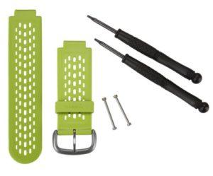 Garmin Bracelet de rechange/Sangle pour approche S2–Vert