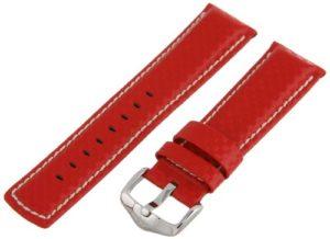 HIRSCH 025920–20–2020–mm Bracelet de Montre en Cuir de veau