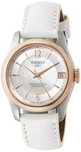 Tissot T-classic Ballade automatique Cadran Nacre montre pour femme T108. 208. 26. 117. 00