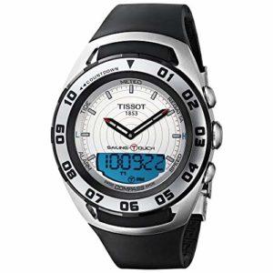 Tissot T-Sport Sailing Touch Hommes Alarm Chronograph Montre T0564202703100