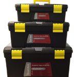 Generic.. Echanic Organi Outil Boîte de rangement GE Box Set Organiseur Garage Ganiser GA Atelier Portable Orksho Lot de mécanicien équipement Portable DIY Y..