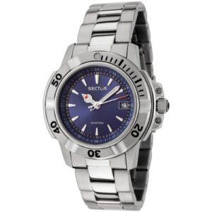 Sector – R3253240035 – Montre Homme – Analogique – Dateur – Bracelet Acier