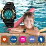 SoKy Montres numériques pour Les Enfants de 6-15 Ans, Cadeau Enfant 6-15 Ans Garcon Jouets pour Enfants de 6-15 Ans pour Les garçons de 6-15 Ans 6-15 Ans Garcon Jouet