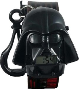 Star Wars Enfants Darth Vader Son FX LCD Montre