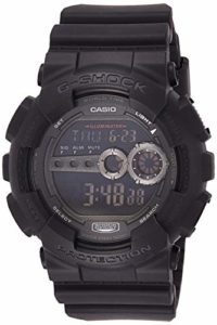 Casio GD100-1B Homme Montre