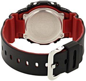 Casio G-SHOCK Homme Digital Quartz Montre avec Bracelet en Résine DW-5600HR-1ER