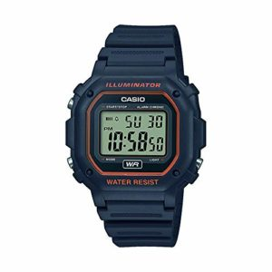 CASIO Montre F-108WH-8A2EF