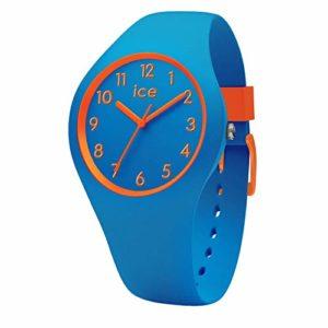 Ice-Watch – Ice Ola Kids Robot – Montre Bleue pour Garçon avec Bracelet en Silicone – 014428 (Small)