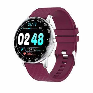 Montre Intelligente De Sport H30,bracelet Personnalisé Avec Affichage De L'interface Utilisateur,photomètre,fréquence Cardiaque,Pression Artérielle, Montre Intelligente De Sport Pour Femmes Et Hommes