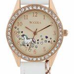 Tikker NTK0018 Montre-Bracelet Licorne Arc-en-Ciel