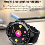 FUNBS Montre Intelligente Bluetooth Classique à Double caméra, Montres de Sport multifonctionnelles, 9 Modes de Sport, Montres de Sport intelligentes