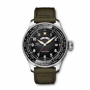 IWC IW395501 Montre Pilots Timezoner Spitfire Edition The Longest Flight