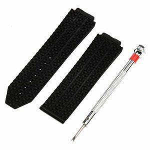KKmoon Outil de Remplacement pour Bracelet en Silicone de 24 mm pour Montre Hublot Big Bang