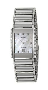 Rado Integral Jubile montre à quartz pour femme R20671919